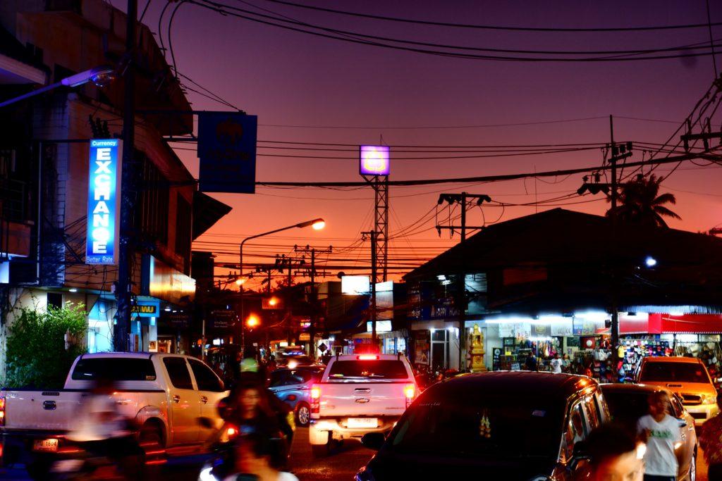 Streetfood market Koh Phangan