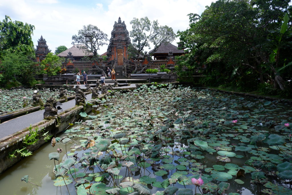 Saraswati Tempel Ubud