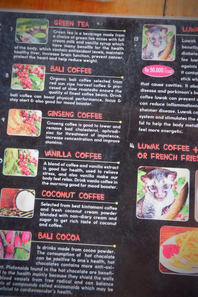 Kaffee/Tee Degustation