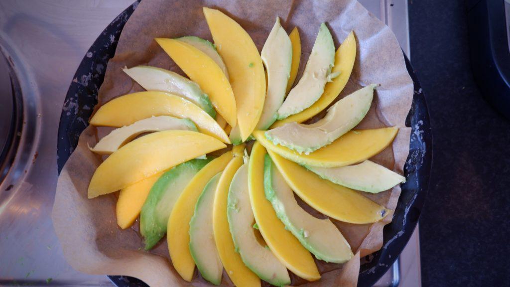 Avocado- Mango