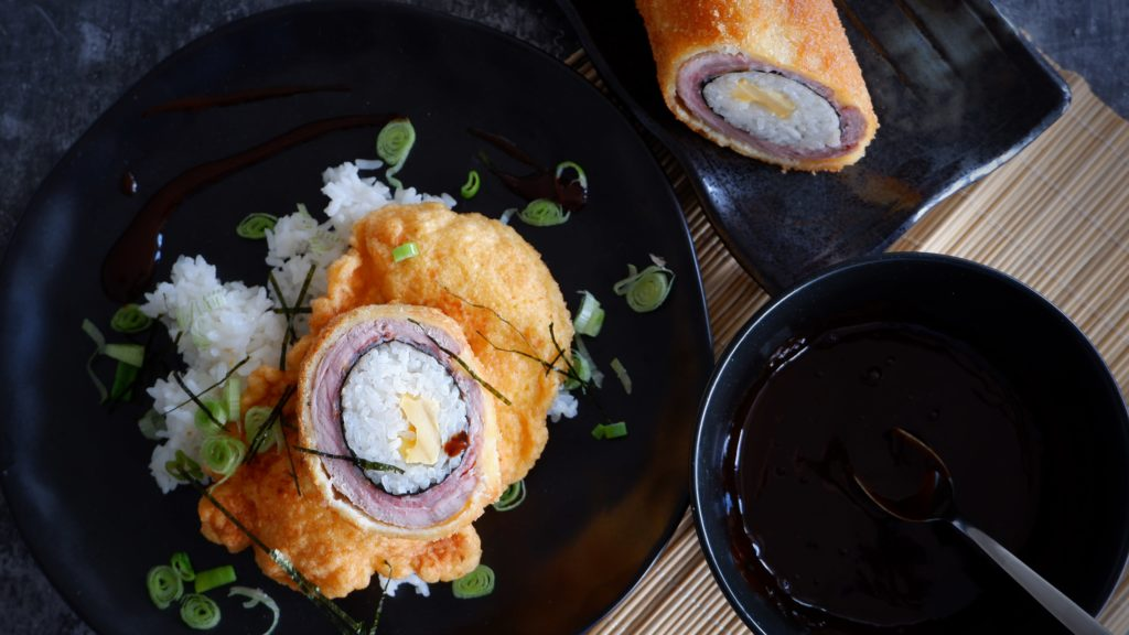 All in one Katsudon